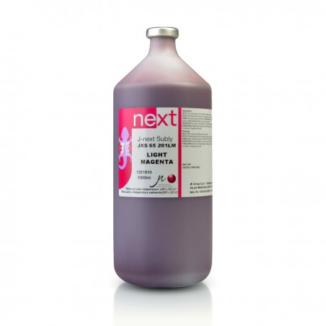 Чернила J-Next Subly JXS 65 Light Magenta, 1 литр