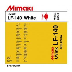Чернила LF-140 UV LED White, пакет 600 мл