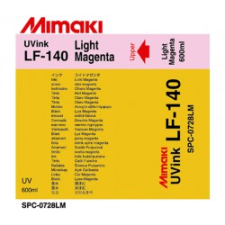 Чернила LF-140 UV LED Light Magenta, пакет 600 мл