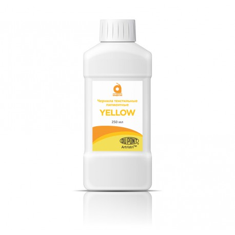 Чернила DuPont Artistri Yellow, 250 мл.